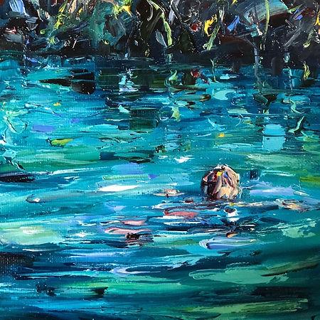 Fern Pool Depths
