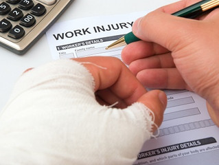 Reducing YOUR Risk of Ergonomic Injuries in the Workplace