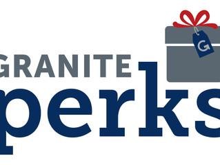 Granite Perks goes national!