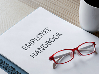 Granite Workshop June 26 - The Employee Handbook