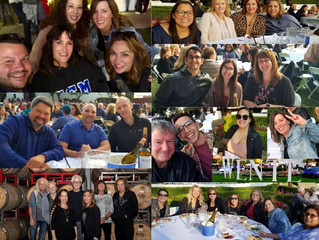 Team E-COMP & Team Granite Rock the Night Away to REO Speedwagon for their Mid-Year Event at Wen