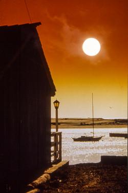 SunsetSailboat