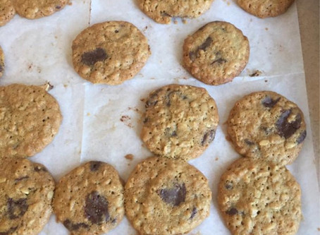 מתכון לעוגיות שוקולד צ׳יפס מעולות