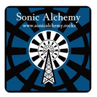 Sonic Alchemy Antenna Sticker
