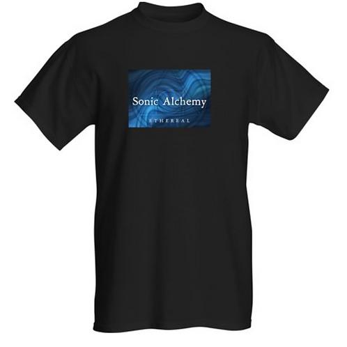 Sonic Alchemy Album cover T-shirt