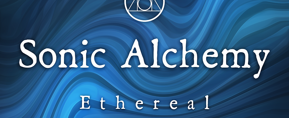 Sonic Alchemy CD- Ethereal- (Standard Edition)