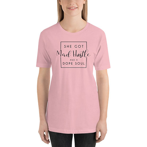 """Dope Soul"" Short-Sleeve Unisex T-Shirt"