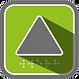 Логотип кнопка вызова лифта