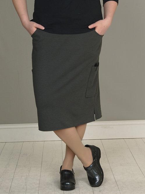Pewter OMNi Skirt