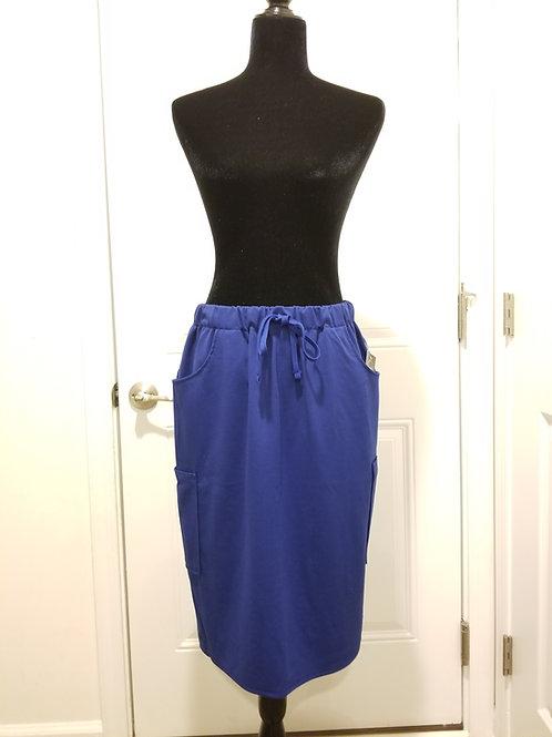 Galaxy Blue OMNi Skirt