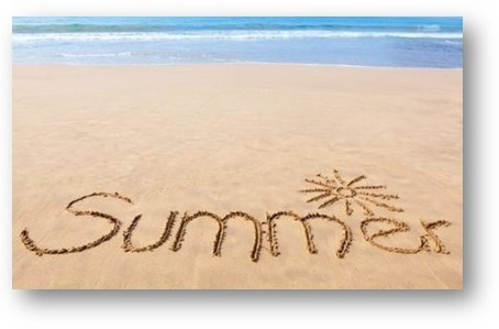 WE ARE OPEN DURING SUMMER HOLIDAY