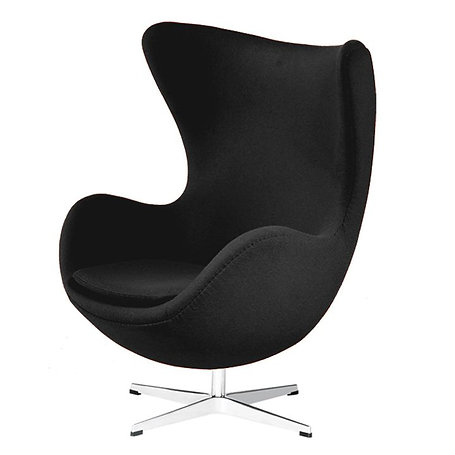 EGG CHAIR, CASHMERE