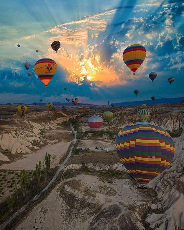 Que ver en la Cappadocia