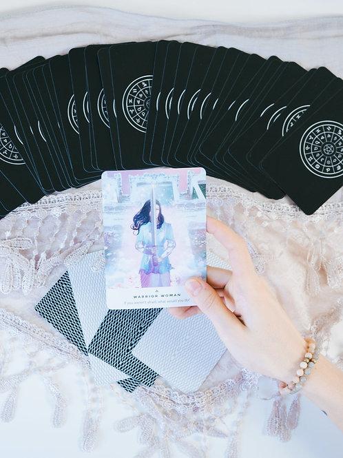 Tirage divinatoire - 1 à 3 questions