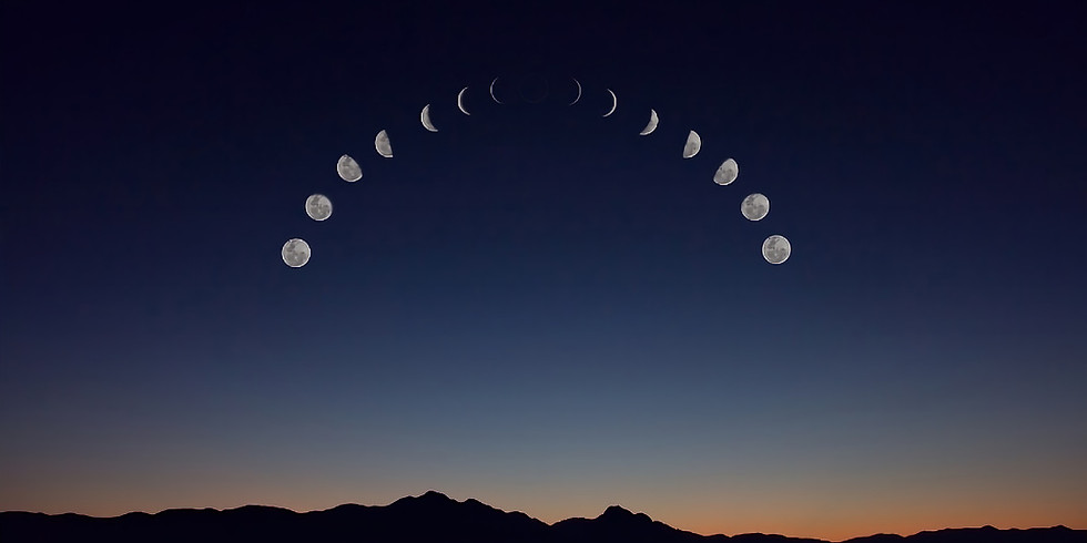 Méditation collective et guidée de nouvelle lune