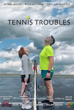 54 - 2021 - The SV Sketch Show - Tennis