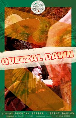 14 - 2021 - Dazed Fissions - Quetzal Daw