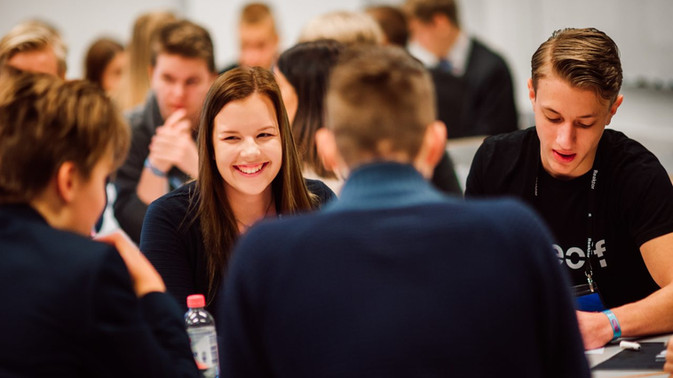 Takeoff – A Business Event for Young people