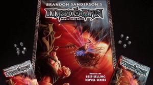 Livros de Mistborn RPG de Mesa