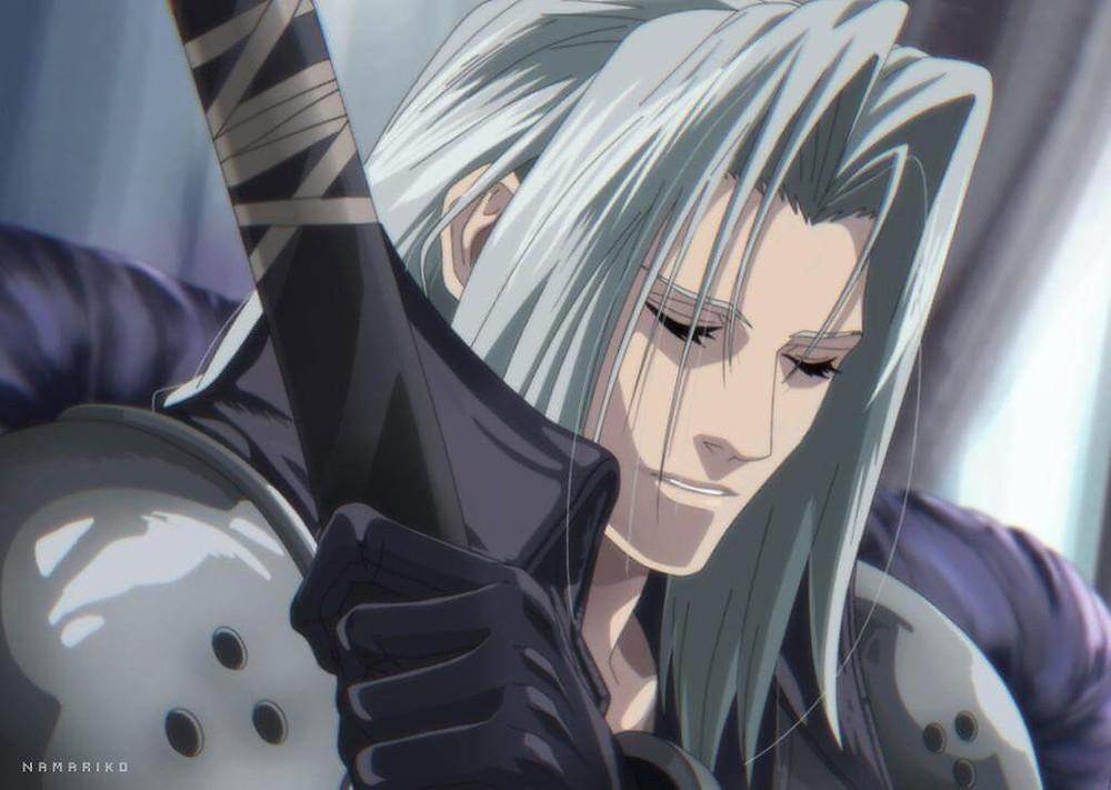 Sephiroth BY  TanakaHime