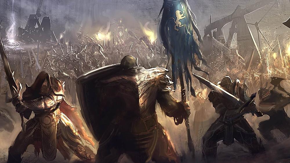 Elder Scroll Online Wallpaper