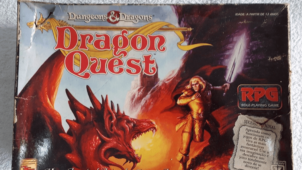 DragonQuest RPG
