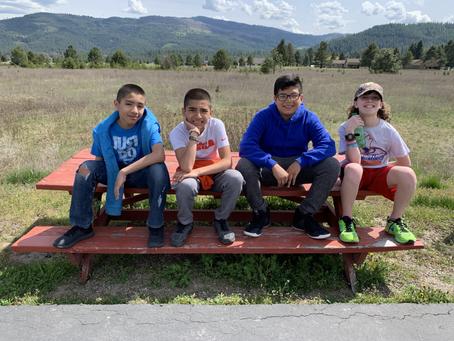 Middle School Leadership - Summer Activities