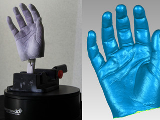 Cosmetic gloves for children and prosthetic funnels