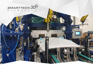 SMARTTECH3D Position Control System - virtual eyes that verify the work of robots