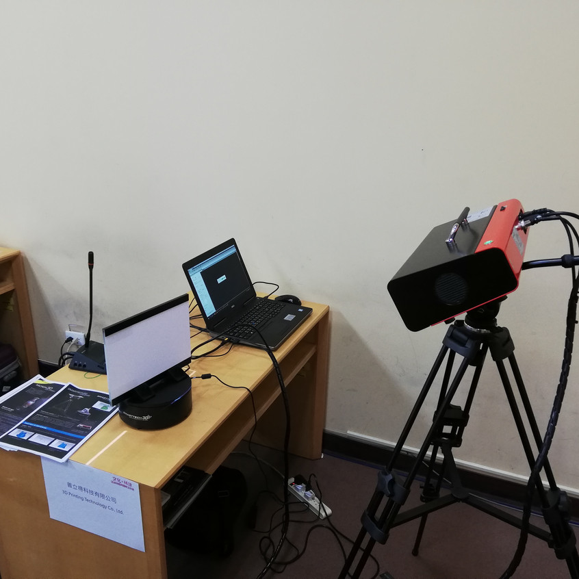 3D scanners in museology