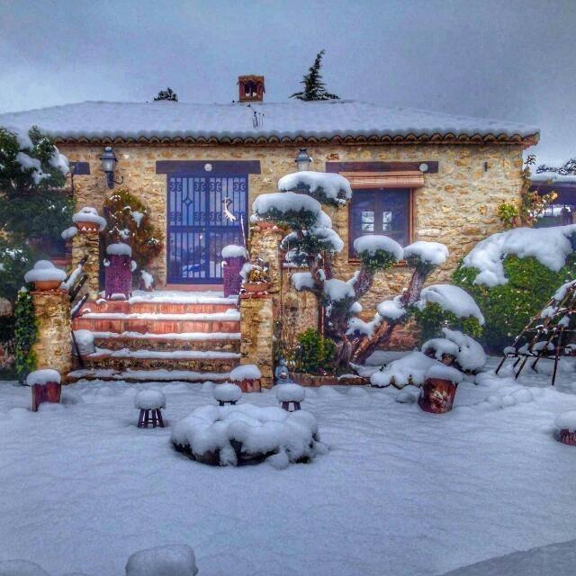 nieve con sol 13 hadas