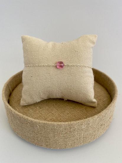 """Armband """"Mini Pink Tourmaline"""""""