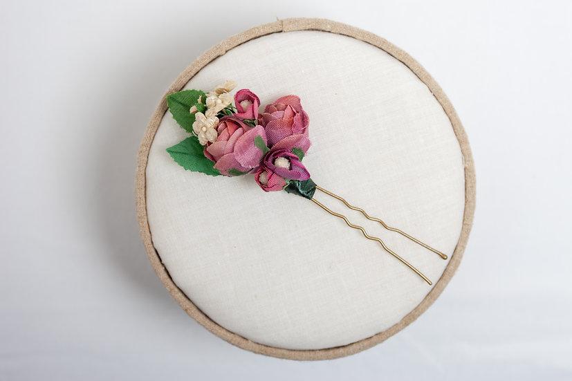 """Blumennadel """"Delicate Pink"""""""