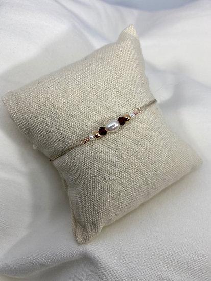 "Armband ""Rosé Light"""