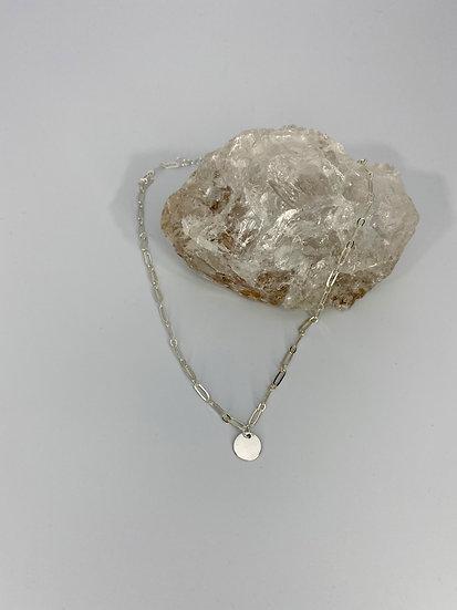 "Halskette ""Polygon"" Silber"