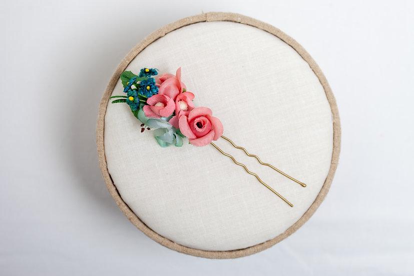 """Blumennadel """"Spring"""""""