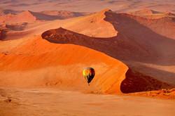 Namibe - Désert de Namib