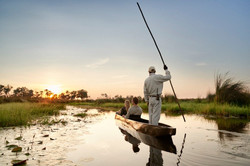 Botswana - Delta de l'Okavango