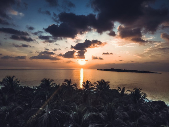 Sunset View by drone.JPG