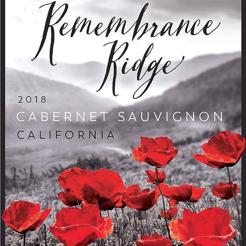 Remembrance Ridge Cabernet Sauvignon