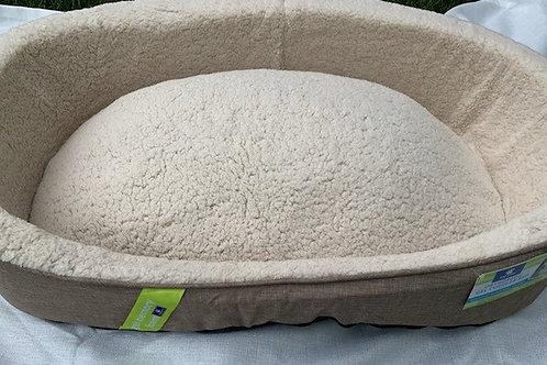 Large Cuddler Dog Bed