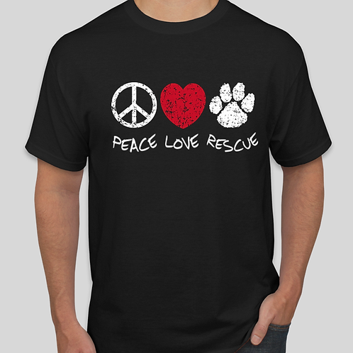 Peace, Love, Rescue