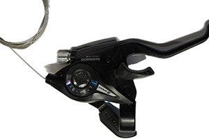 Shimano Tourney EF51 8 скоростей