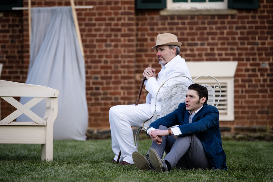 Neal Brasher as Peter Sorin, Ethan Mitchell as Constantine