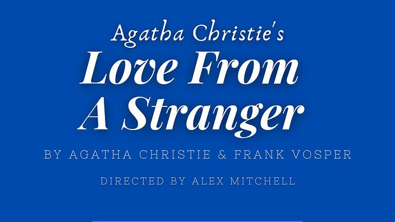 Agatha Christie's Love From a Stranger