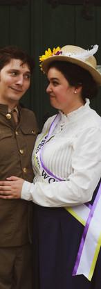 Benedick and Beatrice
