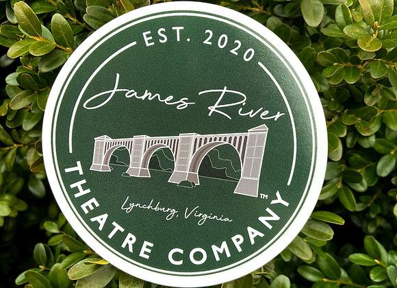 JRTC Logo Sticker