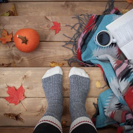 Zo kom je in het ritme van de herfst