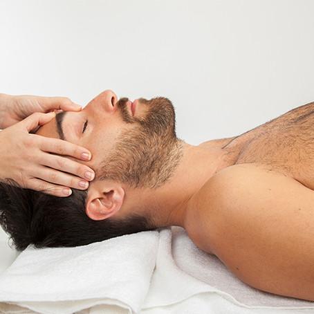 Je hoofd, dé massagespot bij uitstek!