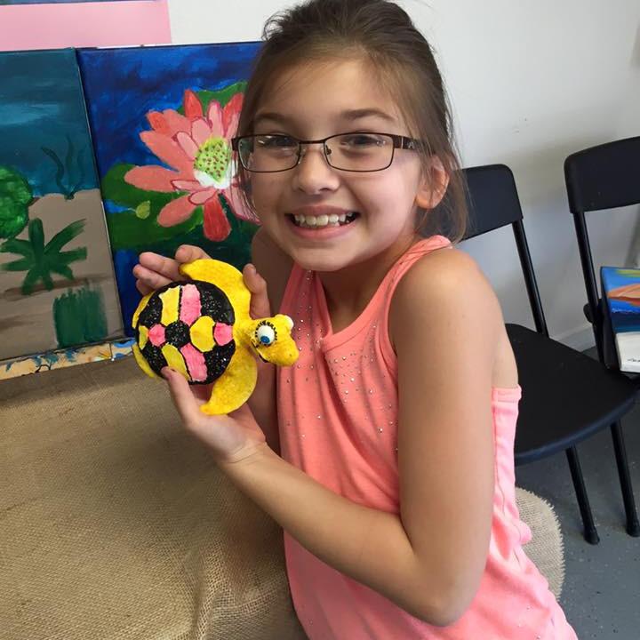 Virtual Summer Art Camp, Kids' Paint Palette